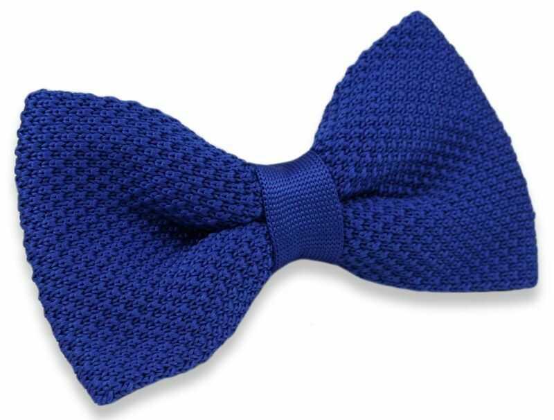 Mucha Typu Knit - Alties - Niebieska MUALTS0187