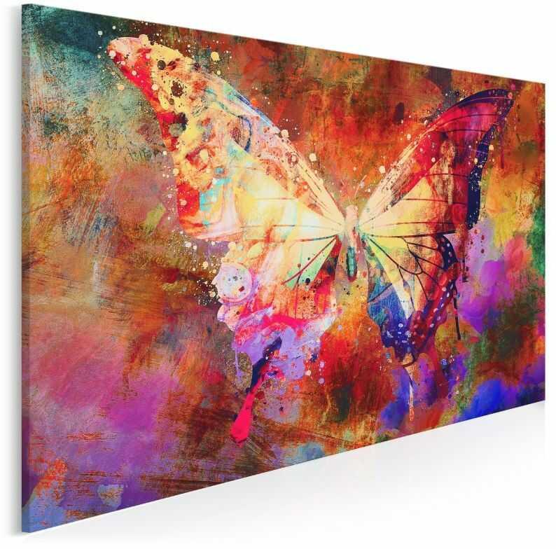 Uskrzydlić marzenia - nowoczesny obraz na płótnie - 120x80 cm