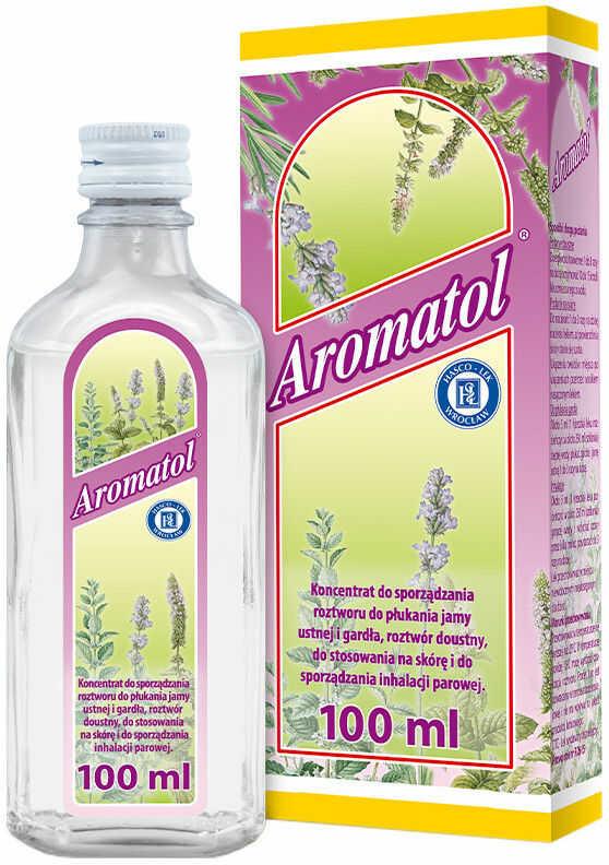 Aromatol płyn, 100 ml