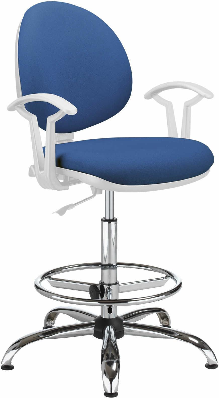 Krzesło Smart white gtp Ring Base