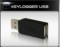 Keylogger USB - Szpiegowskie Urządzenie do Monitoringu Komputera Stacjonarnego PC (z klawiaturą USB)