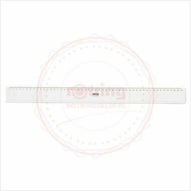 Linijka Centro Rotring 50cm - S0221500
