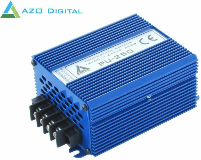 Przetwornica napięcia 10 20 VDC / 48 VDC PU-250 48V 250W