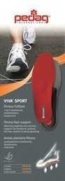 Wkładki sportowe Pedag VIVA Sport