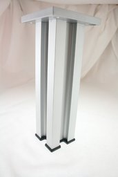 Nóżka NA40 H-200mm Aluminium Gamet