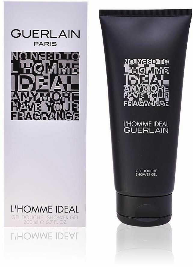 Guerlain L''Homme Ideal man, żel pod prysznic, 200 g