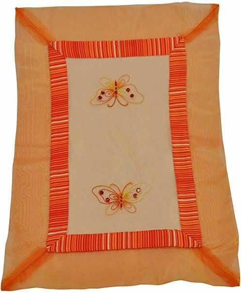 Bellanda Zestaw podkładek, poliester, pomarańczowy, 35 x 50