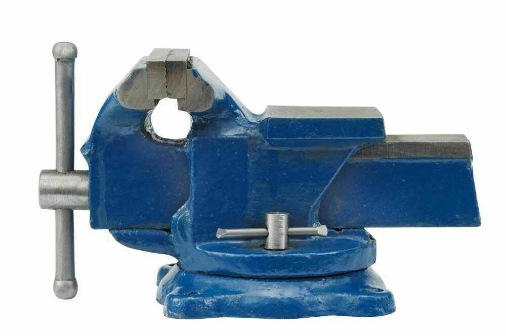 Imadło ślusarskie obrotowe 150mm Vorel 36039 - ZYSKAJ RABAT 30 ZŁ