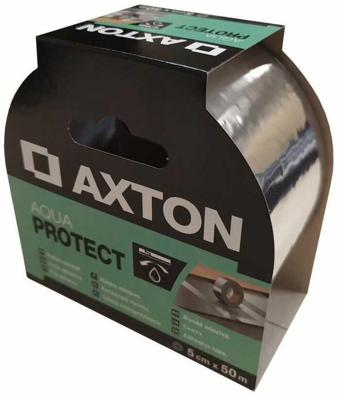 Taśma łączeniowa do podkładów podłogowych AQUA PROTECT 50 m AXTON