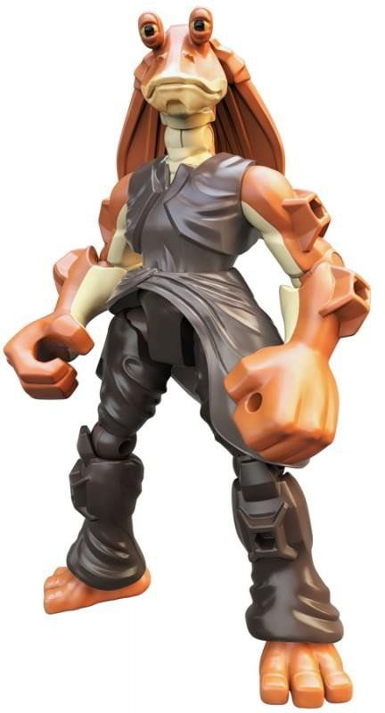 Hasbro Hero Mashers Star Wars - Figurka Jar Jar Binks Episode VII B3663 B3656
