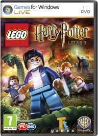Lego Harry Potter Lata 5-7 (PC) klucz Steam ANG