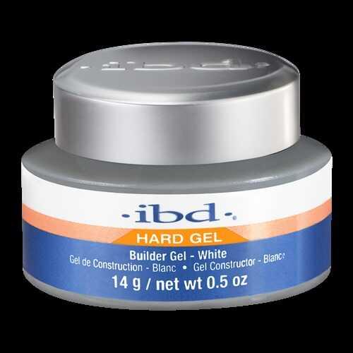 IBD Builder white 14g - biały żel budujący