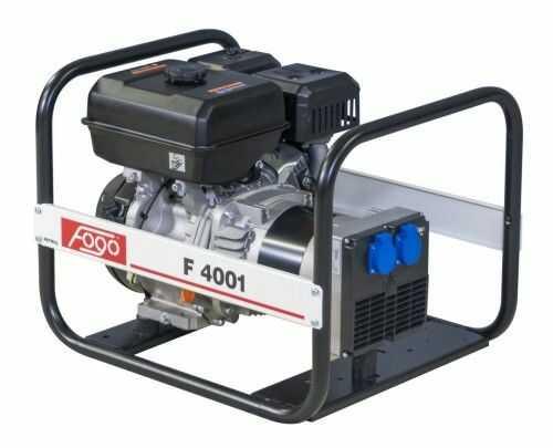 Agregat prądotwórczy Fogo F 4001 F4001 generator Rato