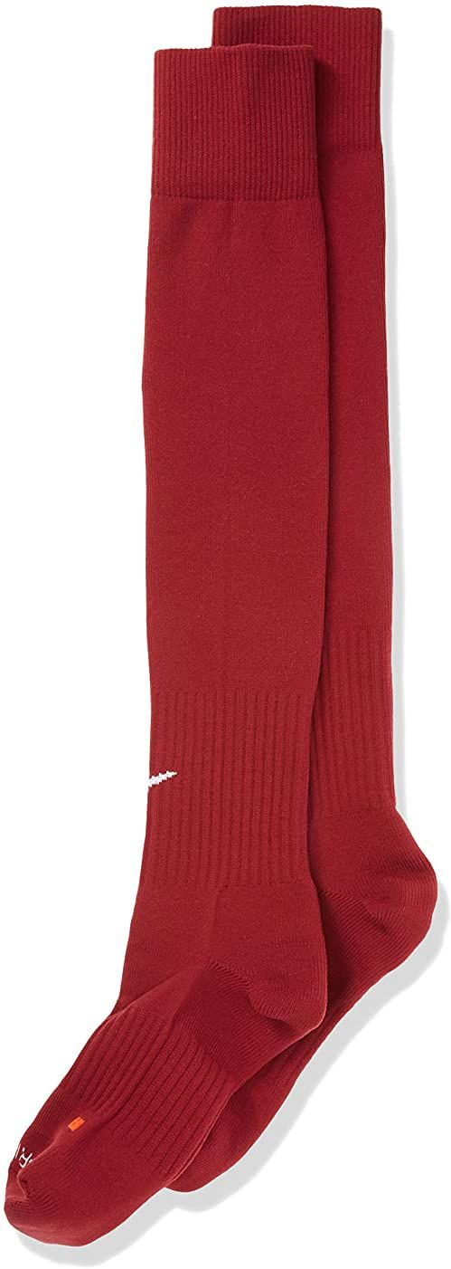 Nike U NK Classic II Cush otc-team skarpety uniseks, wielokolorowe (Team Red / White), 34-38 (rozmiar producenta: S)