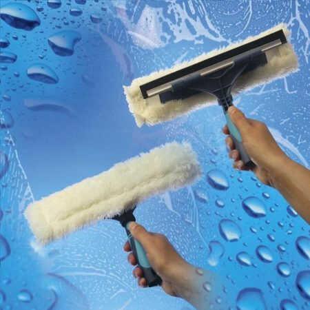 Moerman Combi Wash & Dry ściągaczka i zmywak do mycia szyb