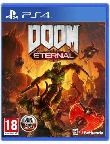 Doom Eternal PS4 Używana