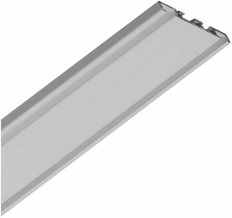 Szyna sufitowa 2-torowa HELSINKI 250 cm biała aluminiowa GARDINIA