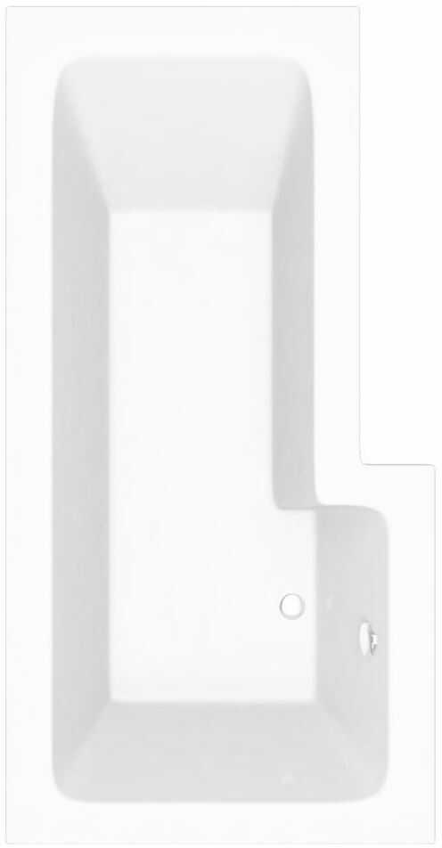 Wanna asymetryczna lewa TESS 170X85(70) SENSEA
