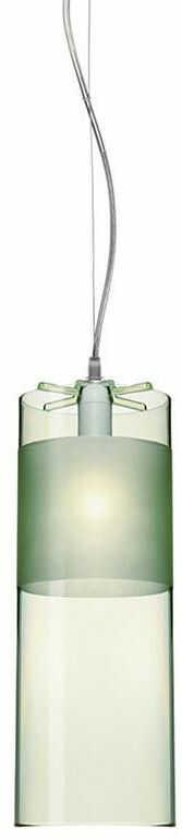 Easy zielony - Kartell - lampa wisząca