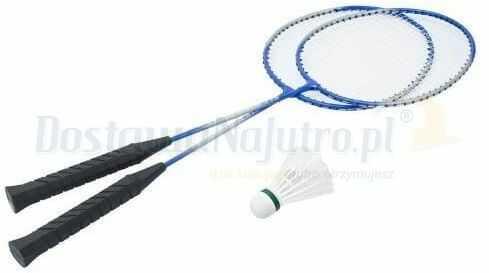 Zestaw do badmintona High Fly firmy Hudora