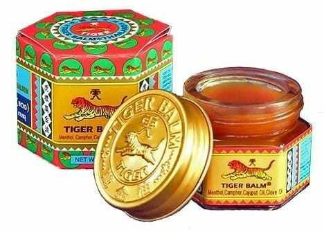 Maść Tygrysia Tiger Balm Red 21g Oryginał Indie