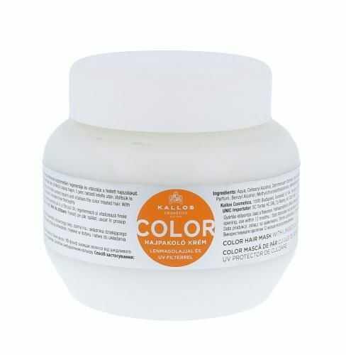 Kallos Cosmetics Color maska do włosów 275 ml dla kobiet