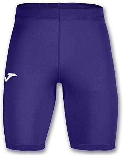 Joma Academy spodnie termiczne dla mężczyzn, rozmiar uniwersalny, fioletowe
