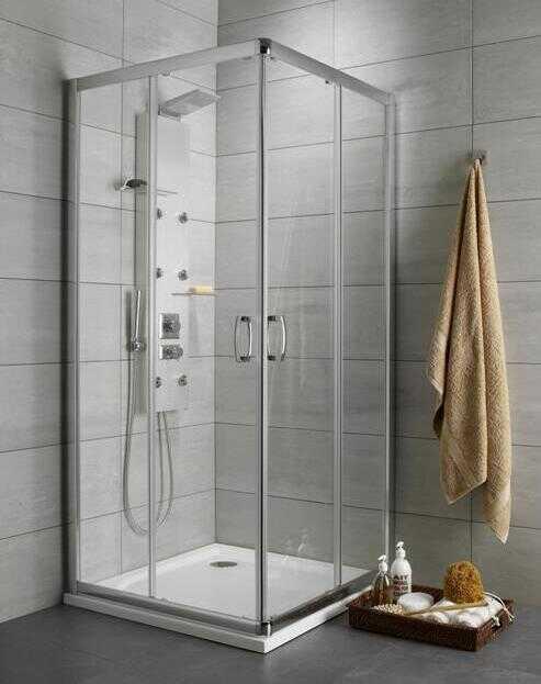 Radaway Premium Plus C Kabina kwadratowa 90x90 szkło przejrzyste 30453-01-01N __DARMOWA DOSTAWA__