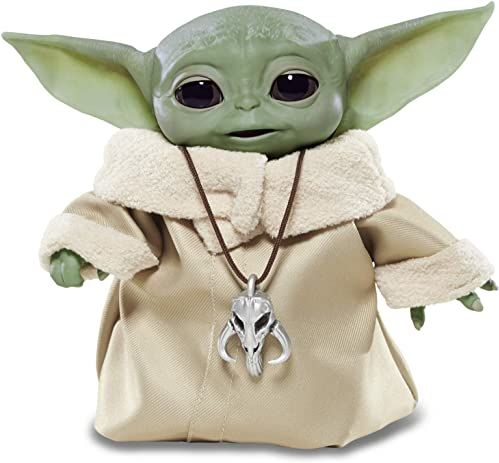 Star Wars SW The Child - Baby Yoda Figurka Interaktywna F1119