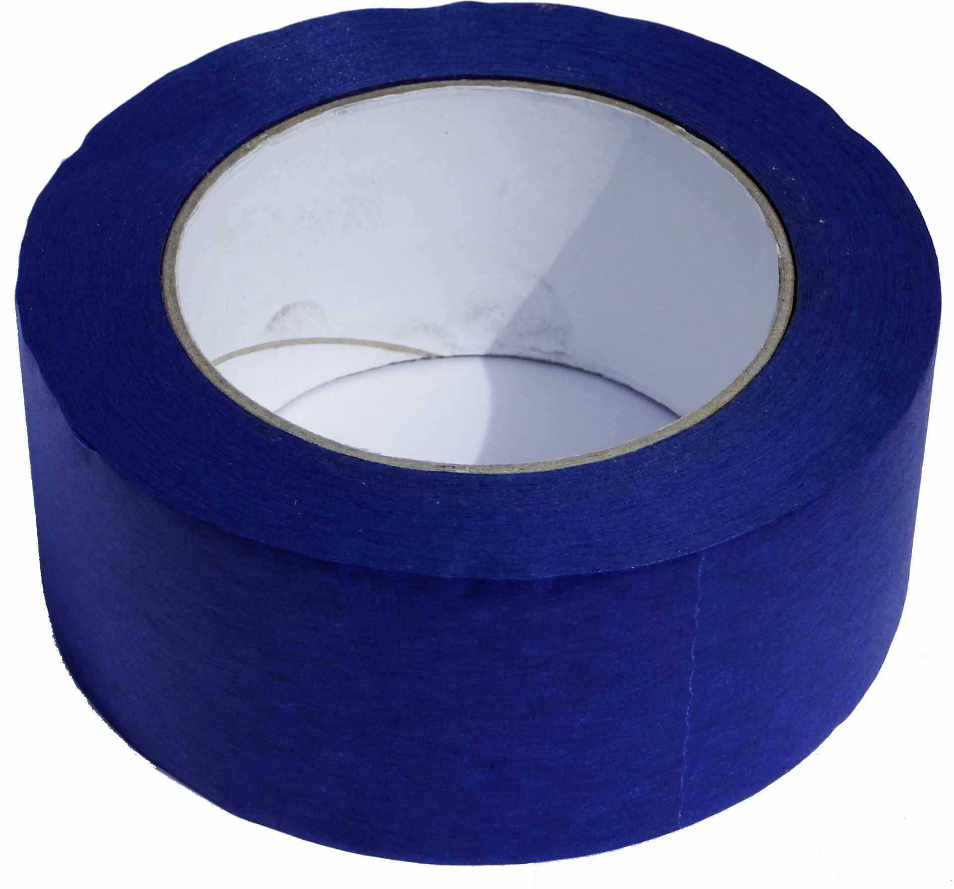 Taśma malarska niebieska 38mm x 25m