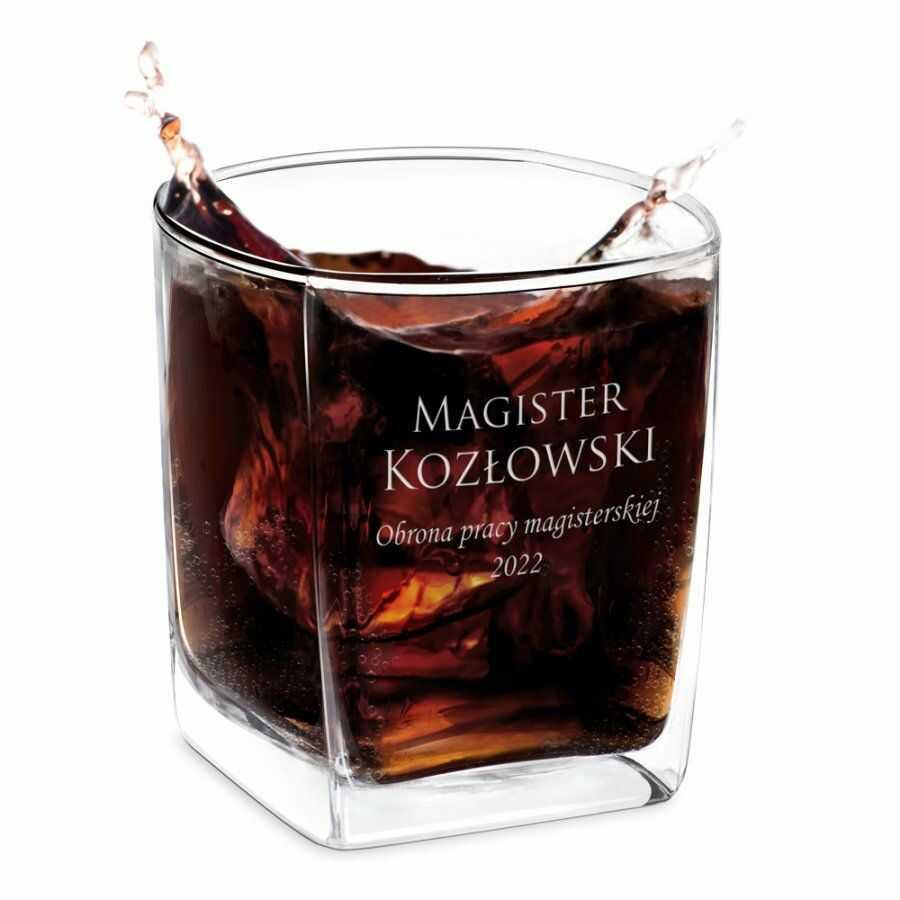 Szklanka do Whisky Grawer Magister