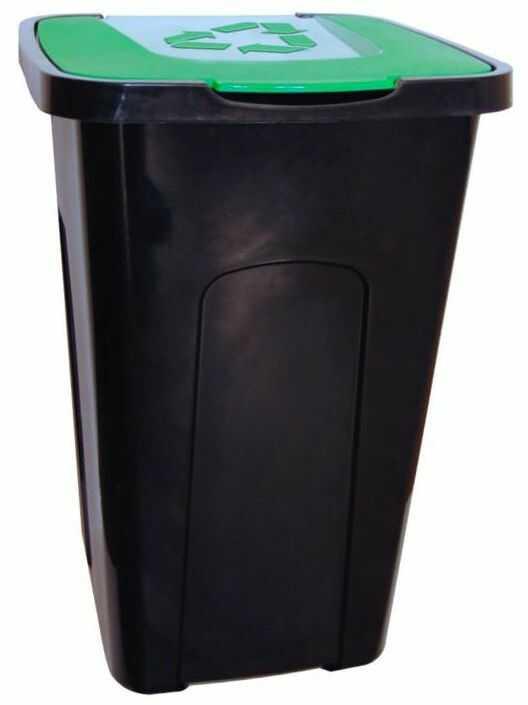 Kosz na śmieci do segregacji 50 l KEEEPER
