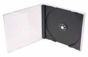 Pudełko / etui na 1x CD / DVD / BLU-RAY (10mm) (pudełko_cd/dvd/bluray_10)