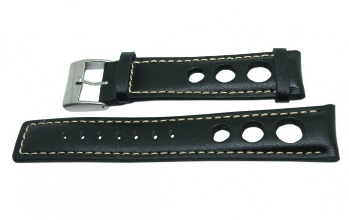 Pasek DILOY 24mm czarny, P355.24.1