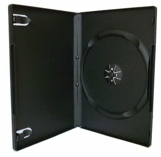 Pudełko / etui na 1x CD / DVD / BLU-RAY (14mm) (pudełko_cd/dvd/bluray_14)