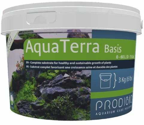 Prodibio Aqua Terra Basis - podłoże dla roślin