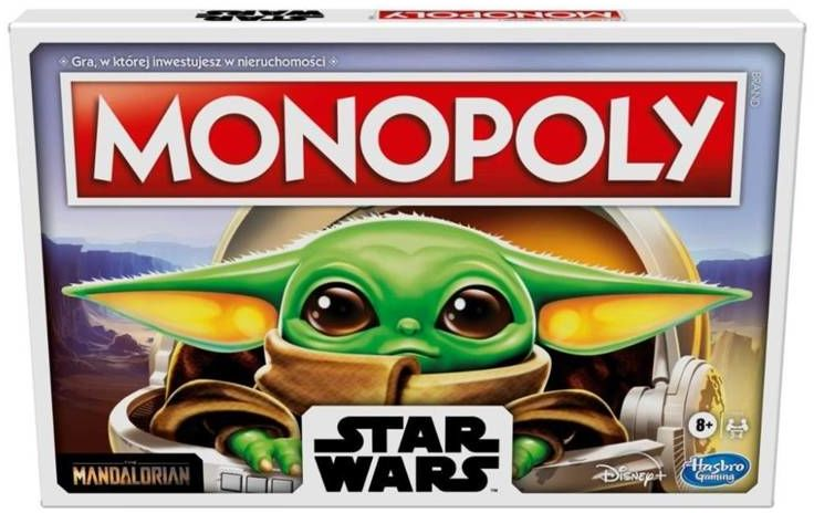 Monopoly Star Wars Mandolarian The Child - HASBRO
