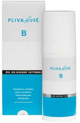 PLIVAfem B żel do higieny intymnej 150 ml