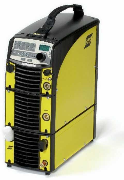 CaddyTig 2200iw ACDC panel TA 34