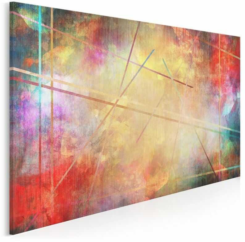 Kuźnia pożądania - nowoczesny obraz na płótnie - 120x80 cm