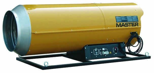 65 kW - Nagrzewnica olejowa podwieszana Master BS 230 ** WYSYŁKA GRATIS! **