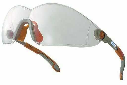 Okulary ochronne Vulcano2 Clear Delta Plus