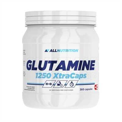 Glutamine 1250 XtraCaps 360caps