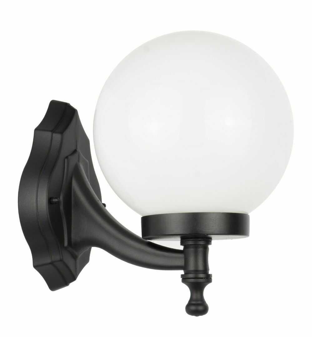Lampa ścienna KULE CLASSIC - K 3012/1/K 200 - SU-MA  SPRAWDŹ RABATY  5-10-15-20 % w koszyku