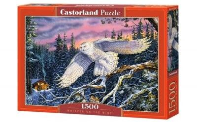 Puzzle Castorland 1500 - Szept na wietrze, Whisper on the Wind