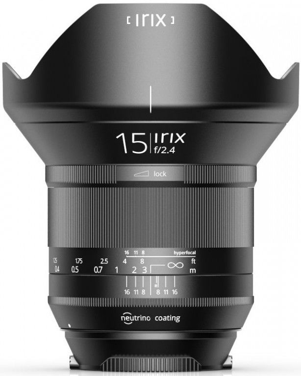 Obiektyw Irix 15 mm f/2.4 Blackstone Pentax