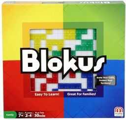 Mattel - Gra Blokus BJV44