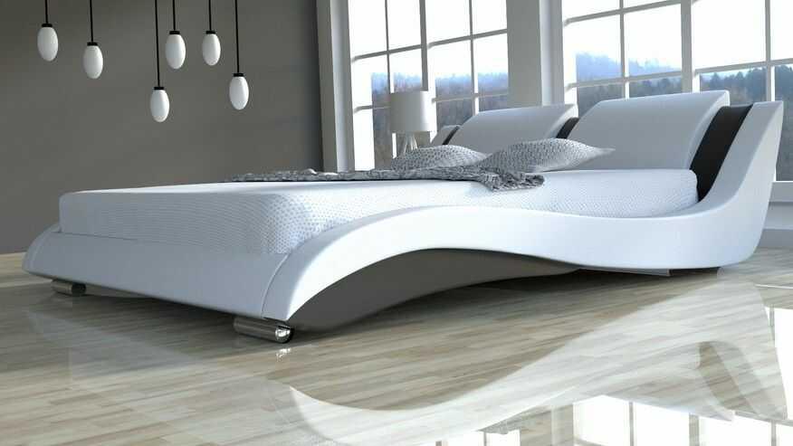 Łóżko sypialniane Stilo-2 Slim vienna