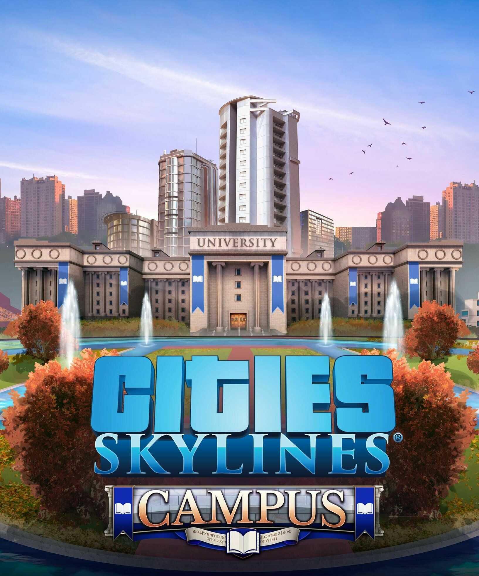 Cities: Skylines - Campus (PC) Klucz Steam