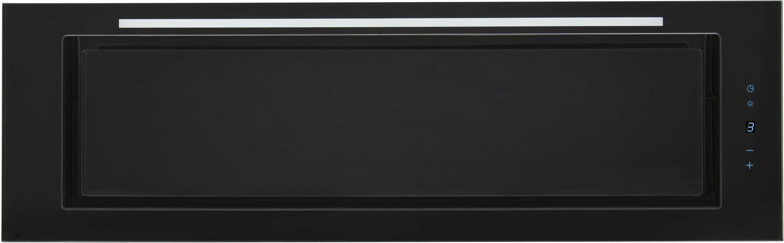 Okap do zabudowy Toflesz OK-6 Linea Glass Led Czarny 60 700 m3h - Największy wybór - 28 dni na zwrot - Pomoc: +48 13 49 27 557